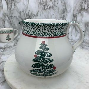 Furio Christmas tree pitcher Italy farmhouse